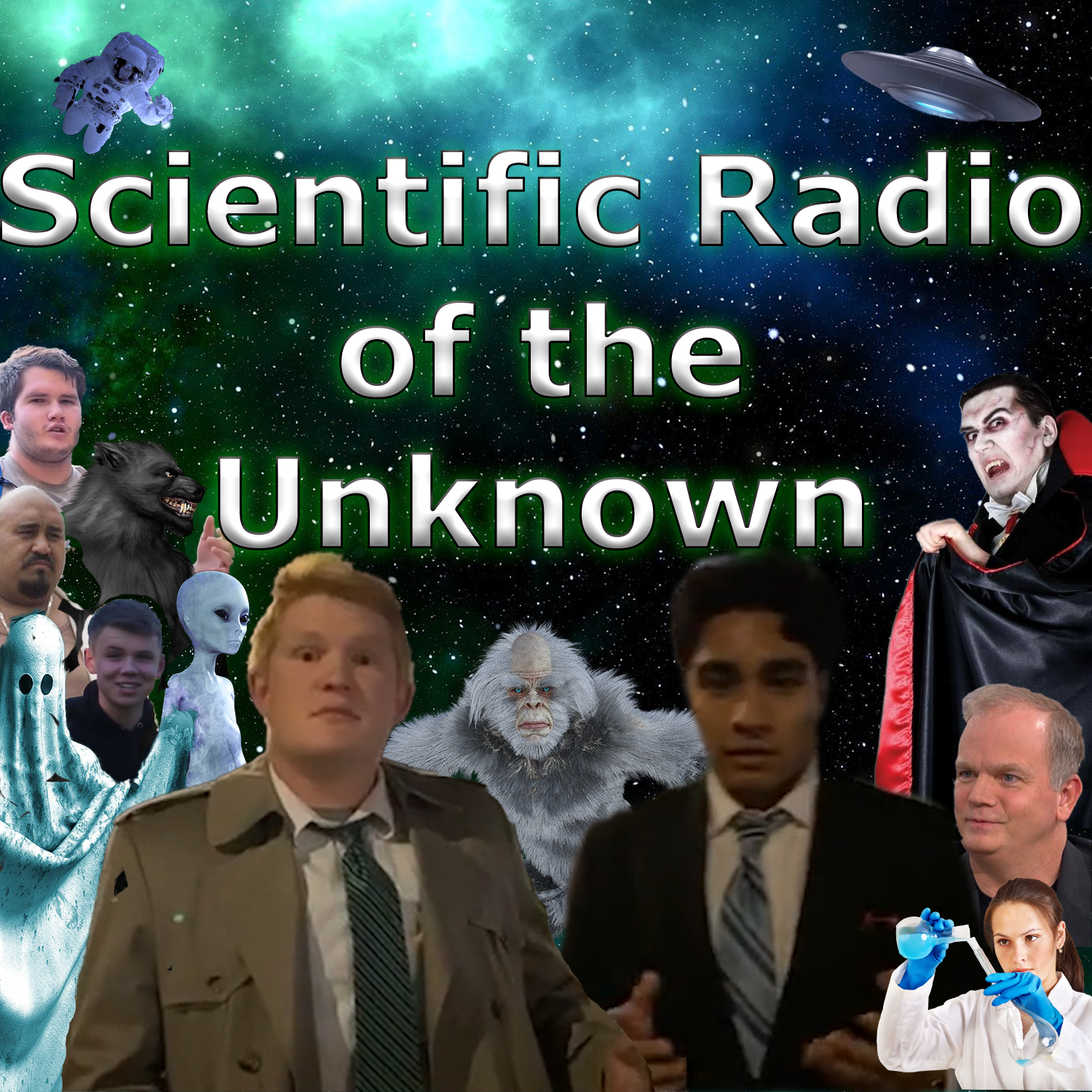 Scientific Radio of the Unknown